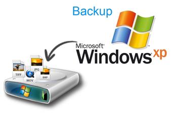 restore windows backup data