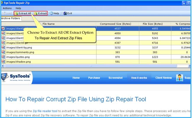 repair zip